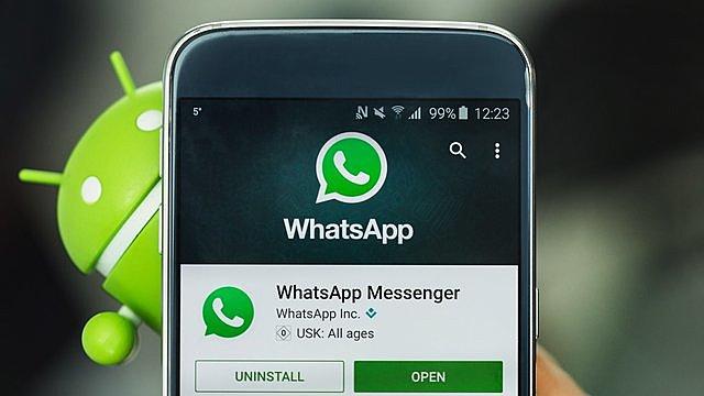 Llega Whatsapp para Android