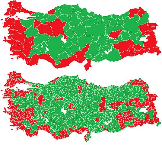[TR] Referendum costituzionale del 2017 in Turchia