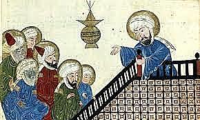 Regnat del quatre primers califes