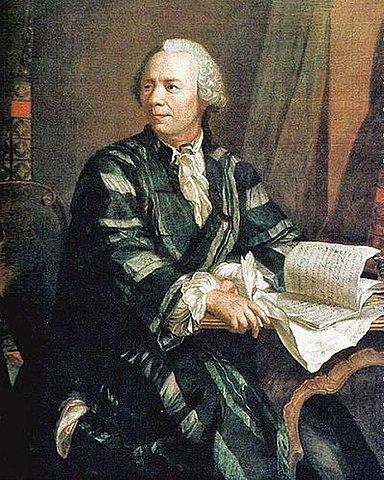 Учебная литература XVIII века имени Леонарда Эйлера