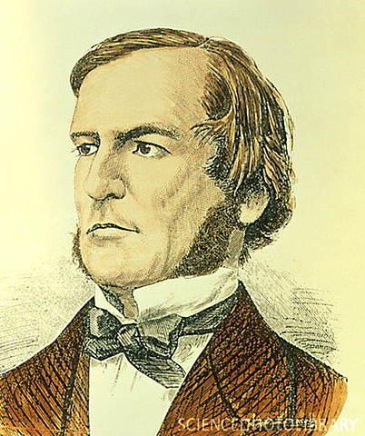 История возникновения логических задач. Д. Буль (1815-1864)