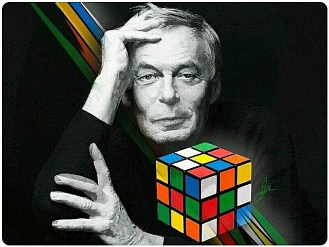 Кубик Рубика Эрнё Рубика