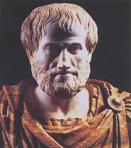 Аристотель (Начало отсчёта истории логики)