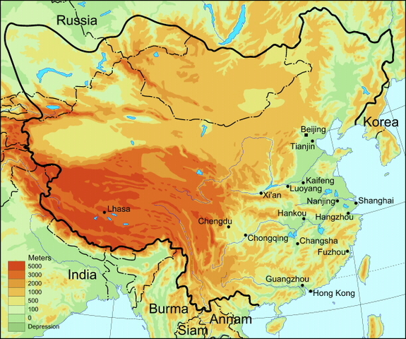 Stability in China