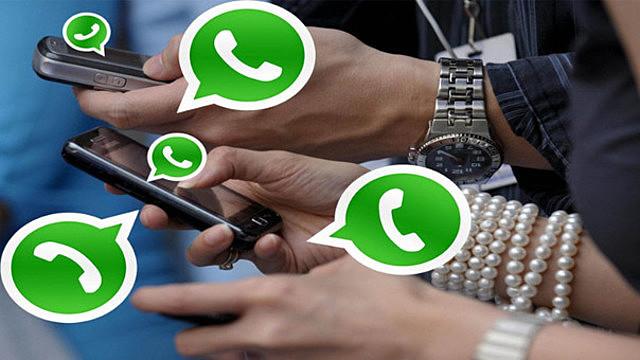 Whatsapp, de las aplicaciones más descargadas.