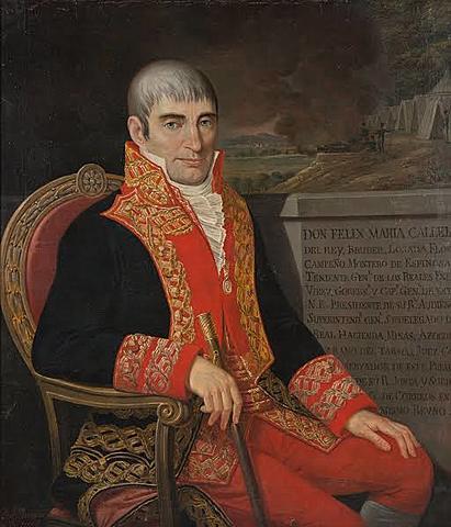 Jefe Político Superior Félix María Calleja