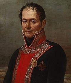 Virrey Francisco Xavier Venegas