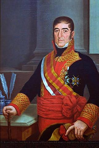 Virrey Juan José Ruiz de Apodaca