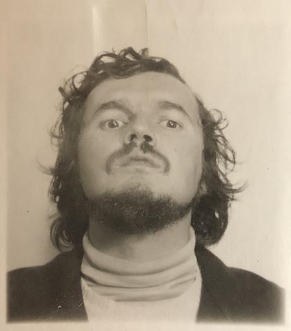 Yves dans les 70s