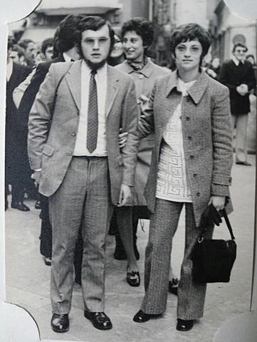 Yves et Claudine