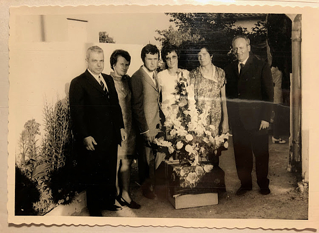 Familles Donadille et Torres