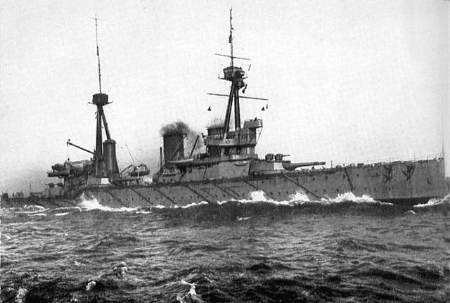 British Response to German Naval Expansion