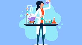 Выдающиеся открытия в области химии timeline