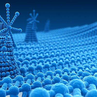 """История нанотехнологий. Команда """"Наноинженеры"""" timeline"""