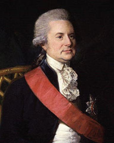 First British governor