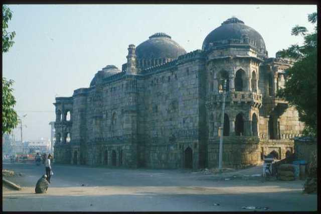 1st mosque