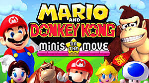 Mario and Donkey Kong: Minis on the Move