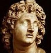 Nacimiento de Alejandro Magno