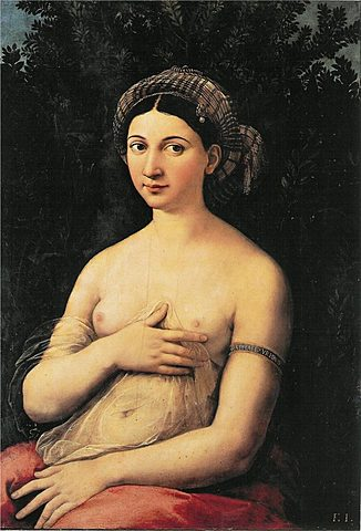 Raphael's La Fornarina
