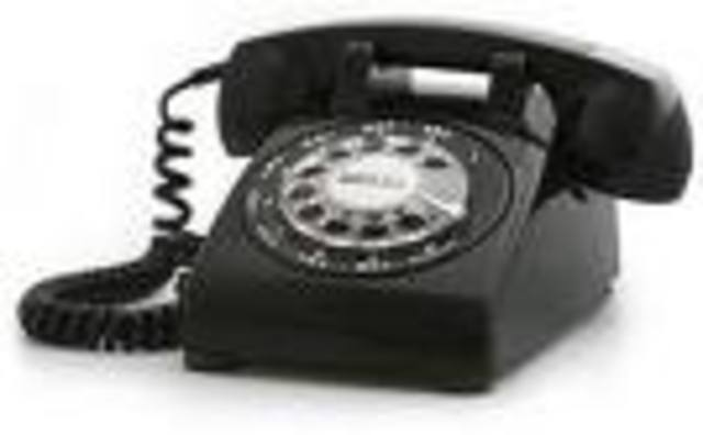 First Telephone Transmission