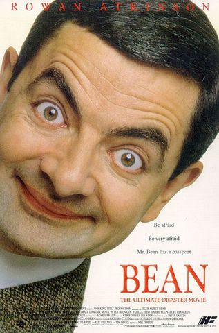 """Bean"" first movie"
