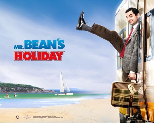 """Mr Bean's Holiday"" - Hollywood Movie"""