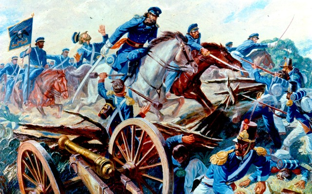 US Victories: Battle of Buena Vista