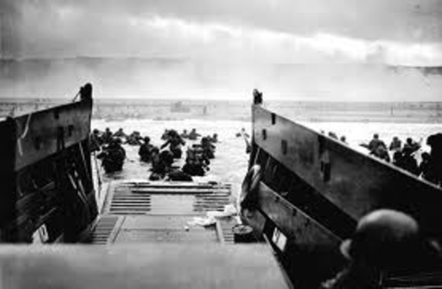 D-Day/Battle of Normandy