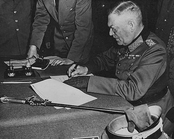 Deutsche Kapitulation