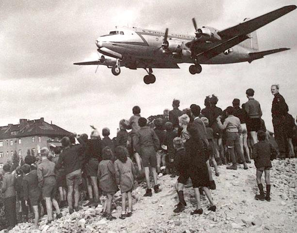 West-Berliner Blockade