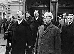 Gegenseitige Anerkennung der BDR/DDR (Ostpolitik)