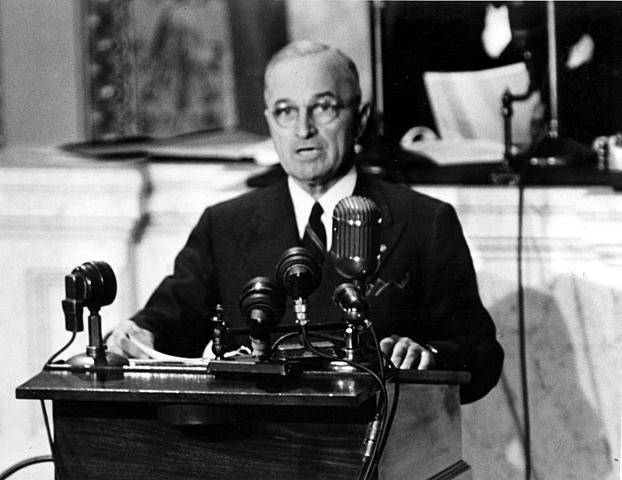 Truman's Doktrinen