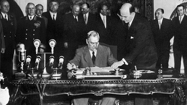 Der Warschauer Pakt