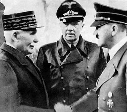 Besetzung Frankreichs durch Deutschland während des Zweiten Weltkriegs