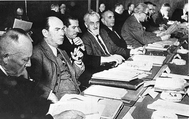 Londoner Sechsmächtekonferenz
