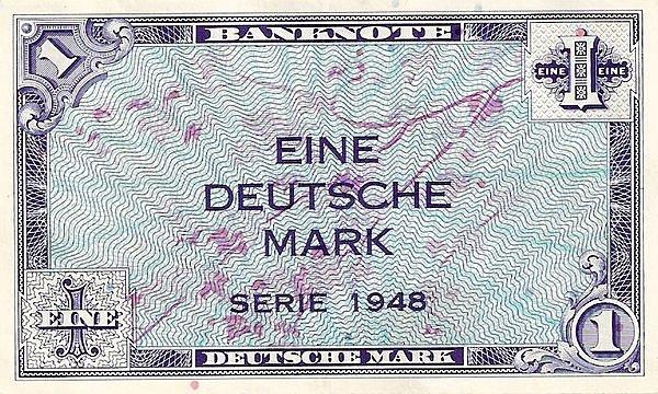 Währungsreform