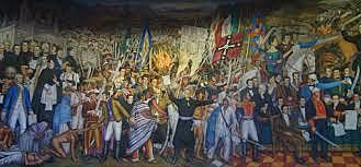 Causas internas y externas que dan origen a la guerra de independencia.