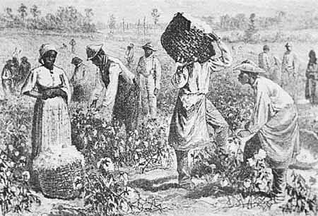 Slaves at Arkansas Post