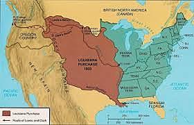 Treaty for the Louisiana Purchase