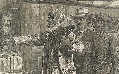 Prohibiting Immigration of free blacks