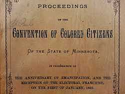 Little Rock Convention of Colored Citizens
