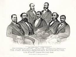 Black men serve in the Arkansas General Assembly