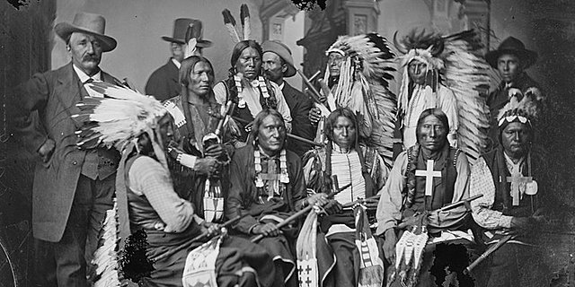 General Albert Pike, and Native Americans during the Civil War