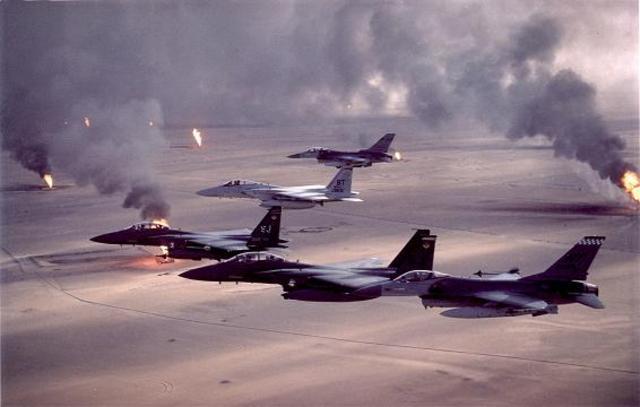 War: Gulf war