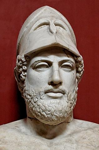 Comienzo de la edad de Perícles
