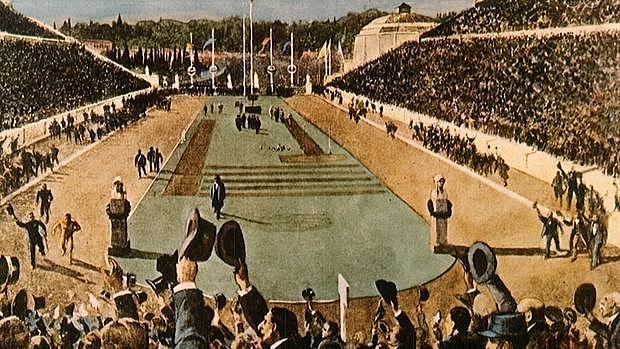 Primeros juegos olimpicos