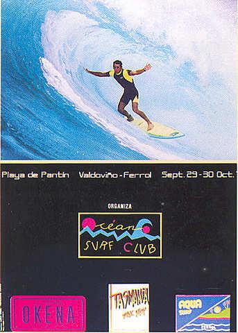 1989 - Vencedor - El sudafricano David Malherbe