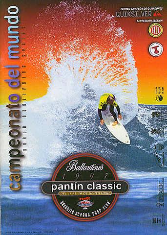 1997 -  El californiano Adam Reploge fue el vencedor.