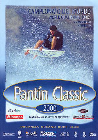 2000 - Los vencedores son el australiano Sunny Russell y la francesa Marie-Pierre Abgrall.