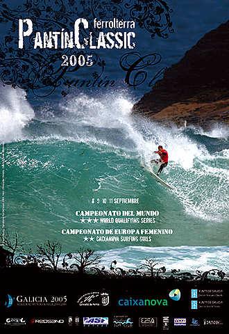 2005 - Extitxu Estremo vencería en la competición femenina y  el neocelandés Mazz Quinn la masculina.
